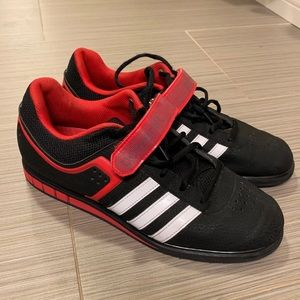 Adidas Olympic Lifting Men's Shoes